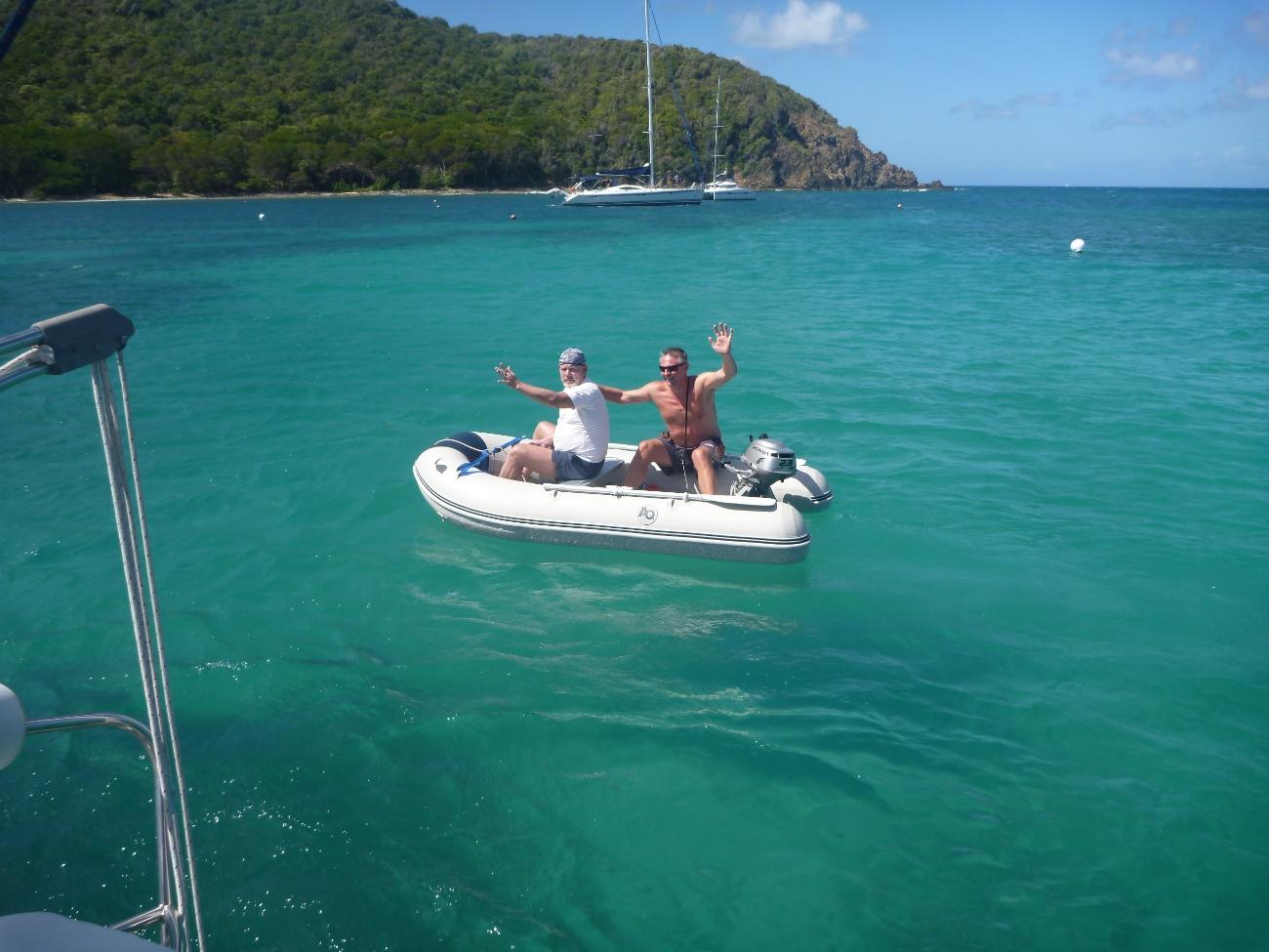 Sjørøvere på Mayrau