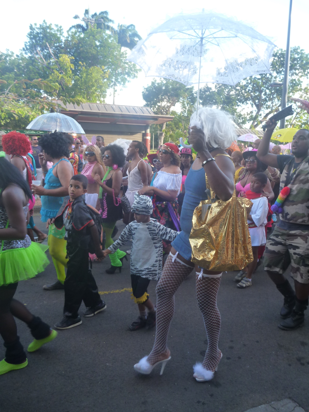 Karneval i Fort De France