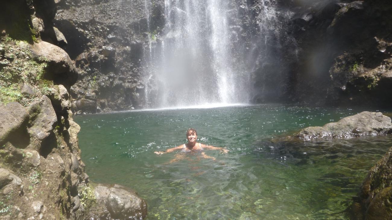 Middelham Falls