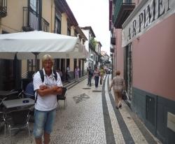 Gammel bydel i Funchal